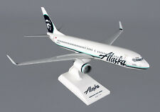 SkyMarks SKR183 Alaska Airlines Boeing 737-800W 1:130 Scale Eskimo Tail N546AS