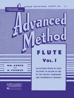 Wind & Woodwinds Rubank Book Of Flute Solos Intermediate Level Book With Online Audio 000160724 Instruction Books, Cds & Video