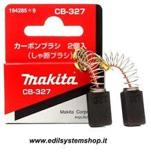 SPAZZOLE O CARBONCINI CB-327 PER MARTELLO MAKITA HR4000C CODICE MAKITA 194285-9