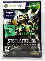 Steel Battalion: Heavy Armor - Xbox 360 - Brand New | Factory Sealed