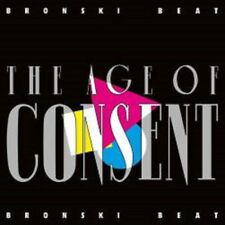 Bronski Beat - The Age of Consent - New Expanded 2CD Album - Pre Order - 26/10