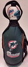 NFL Miami Dolphins Water Bottle & Tote, NEW