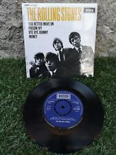 THE ROLLING STONES ~ YOU BETTER MOVE ON ~ 4 TRACK EP DFE8560 1st UK PRESS 1964