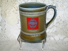RARE WADE IRISH PORCELAIN LARGE ROYAL TANK REGIMENT ULSTER 1973/74 TANKARD 18 oz