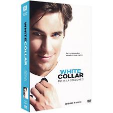 Dvd WHITE COLLAR - Stagione 2 (4 Dvd)......NUOVO