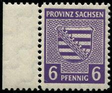 SBZ Provinz Sachsen Postmeistertrennung A Wittenberg 69 X A a gepr. Ströh BPP
