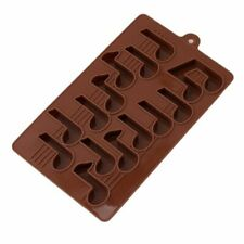 Cake Mold Music Note Silicone Home Kitchen Baking Pastry Decorating Accessories