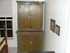 Early American Country/Primitive Antique Cupboard