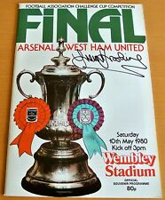 Premiership Players/Clubs Signed Football Programmes