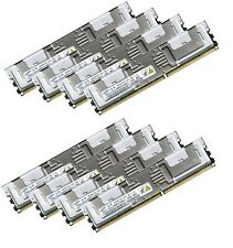 8x 8GB 64GB RAM DELL Precision 490 PC2-5300F 667 Mhz Fully Buffered DDR2