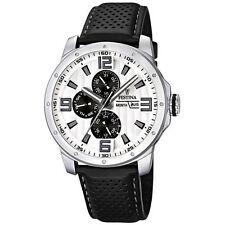 New Festina Multifunction Mens Watch F16585/5