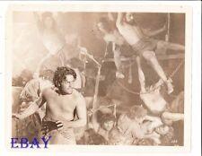 Ramon Novarro barechested VINTAGE Photo Ben Hur