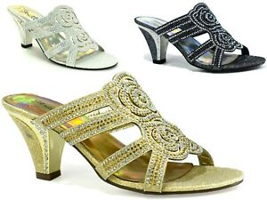 New fashion party rose stone design open toes ladies/womens strappy sandal