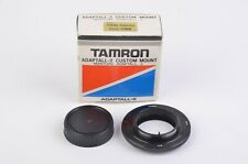 TAMRON ADAPTALL 2 ADAPTER MOUNT FOR PENTAX 42mm UNIVERSAL 42mm SCREW MOUNT