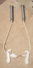 Bosch Dishwasher SMV53M00GB/01 Pair of Door Hinges Springs and Ropes Cords Pulls