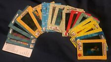 THE SIMPSONS - 31 x Collectible Film Cards - Partial Set inc. Promos ArtBox 2000