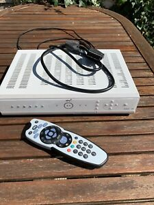 Sky+ Box With Remote And Scart Cable
