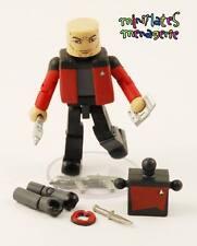 Star Trek Legacy Minimates TRU Toys R Us Wave 1 Captain Picard