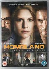 Homeland - The Complete Season Three (4-Disc) DVD Box Set