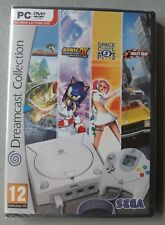 Jeu DREAMCAST COLLECTION - PC DVD-ROM - PAL-EUR - Neuf sous blister