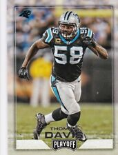 2016 Panini Playoff Football, Thomas Davis , #31