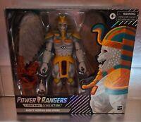 Power Rangers Lightning Collection Mighty Morphin Spectrum King Sphinx