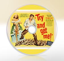 Try And Get Me (1950) DVD Thriller Movie / Film Frank Lovejoy Kathleen Ryan