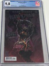 DC Hawkman Found #1 Foil Cover CGC 9.8 Dark Nights Metal Tie-In