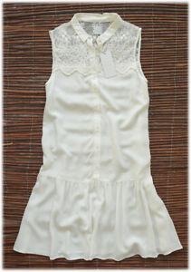 CULTURE - Neue Kleid mit Spitze / SPRING GARDENIA  38 - M