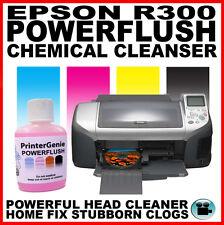 Epson R300 R310 Printer Head Cleaner: Nozzle Cleanser Printhead Unblock