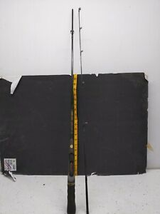 Cabelas Fish Eagle 2 Pc. 5 1/2 Ft. Graphite rod with lews Fuji speed grip