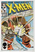 Uncanny X-Men #217 (May 1987, Marvel) [Dazzler vs Juggernaut] Claremont Guice X
