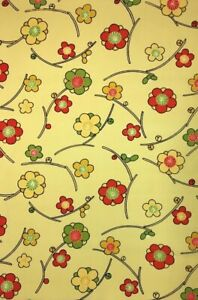 BY THE METRE Vintage Japanese WOOL Kimono Fabric Patchwork Quilting #70