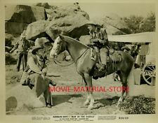 "Randolph Scott Man In The Saddle Reissue 8x10"" Photo #M3258"