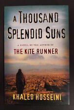 Khaled Hosseini - THE KITE RUNNER - 1st Edition HB + ARC - Brand New