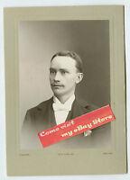 Antique Photo - KNOTT Family Man, Denver, Colorado - Uncle Hartley, Nice Cond