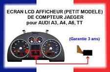 PROMO : ECRAN LCD DE COMPTEUR ODB AUDI A3, A4, A6, TT (PETIT ECRAN) (JAEGER)
