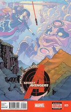 The Secret Avengers #9 (NM)`14 Kot/ Walsh