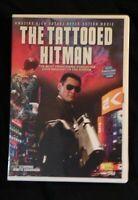 the tattooed hitman-- Hong Kong RARE Kung Fu Martial Arts Action movie - NEW DVD