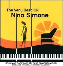Nina Simone - Very Best Greatest Hits Collection - RARE 2006 Jazz Blues 60's CD