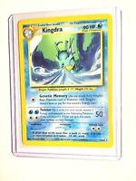 KINGDRA - Neo Revelation - 19/64 - Rare - Pokemon Card - Unlimited - NM