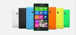 "Nokia XL Dual Sim 5.0"" 3G 5MP WI-FI Android Phone Touch Screen microSD upto 32GB"