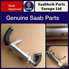 GENUINE SAAB 9-3 1.9DT 8V 2005-2012 EGR COOLER PIPE - BRAND NEW - 55210702