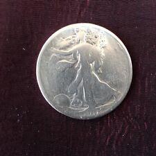 1918 walking Liberty half dollar rare