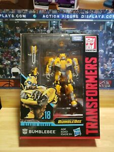 Transformers ~ Studio Series ~ #18 Deluxe Bumblebee ~ Hasbro 2017 ~ NIB.....