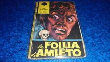 LUIGI  M.FAVA:LA FOLLIA DI AMLETO.GIALLI DELL'ASSO DI PICCHE.OTTOBRE 1961 OK!