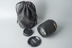 Nikon AF-S DX Nikkor Zoom 18-105mm f/3.5-5.6 F3.5-5.6 G VR ED Auto Focus Lens