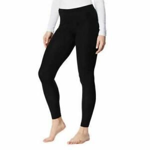 32 Degrees Ladies' Heat Pant Women Base Layer 1-Pack Black SizeSmall NWT