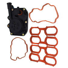 11617501563 Intake Manifold Cover Vent Valve & Gasket for BMW 540i 740iL 840Ci