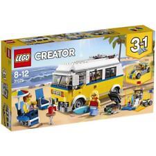 Lego 31079 Schöpfer Surfer VAN gelb